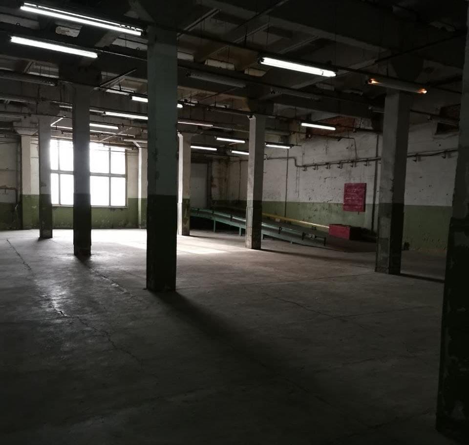 Складське приміщення 705,0 кв.м.