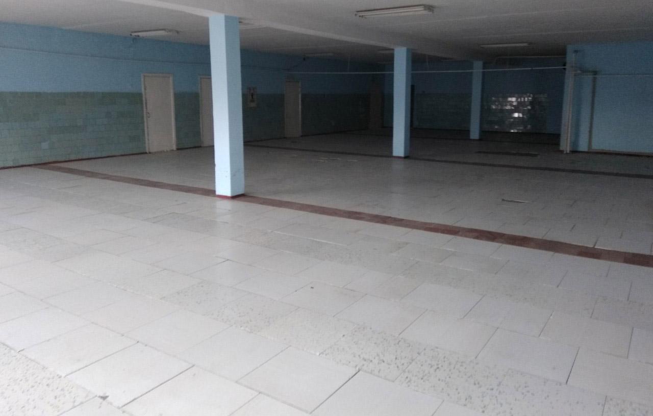 виробничі приміщення для легкої промисловості від 300 кв.м